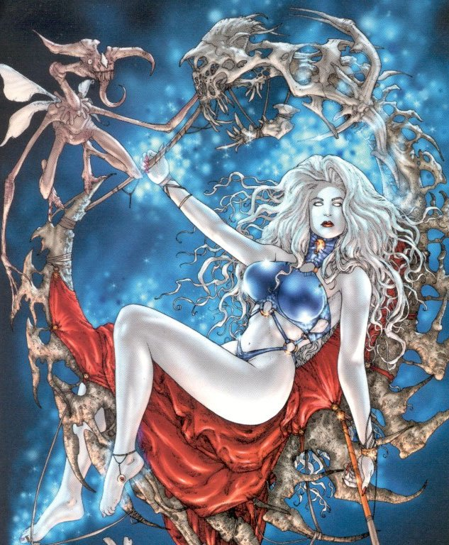 lady death pictures lady death pics